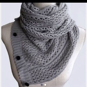 Accessories - Grace and Lace Scarf